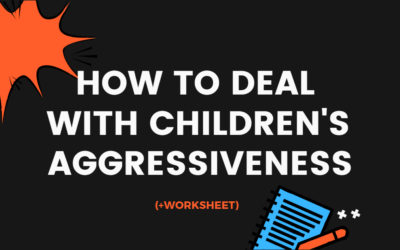 Divorce: How To Deal With Agressive Children