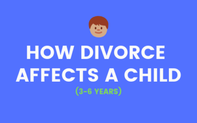 How Divorce Affects 3-6-Year-Old Children